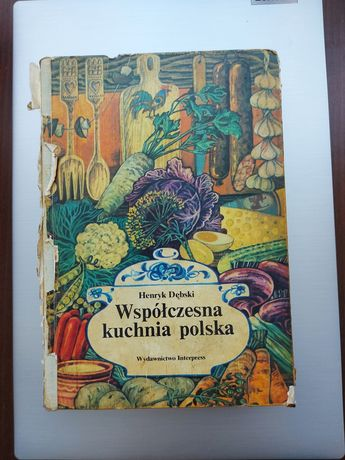Współczesna kuchnia polska Henryk Dębski