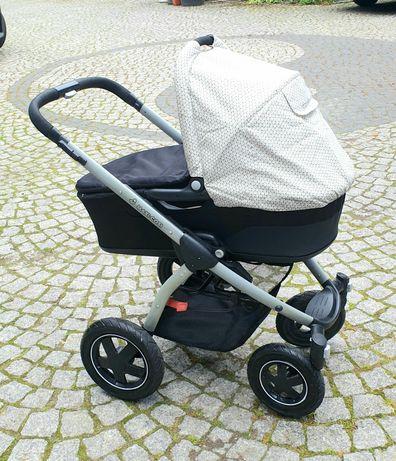 Wózek 3w1 Maxi cosi mura 4 świetny stan !