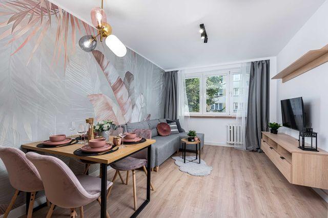OKAZJA! Nowe MIESZKANIE salon z sypialnią! Al.Pokoju | Bulwary Wiślane