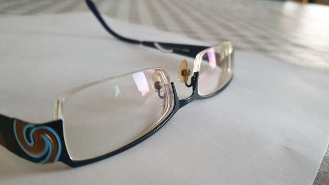 Okulary korekcyjne Malmo z antyrefleksem, Hoya