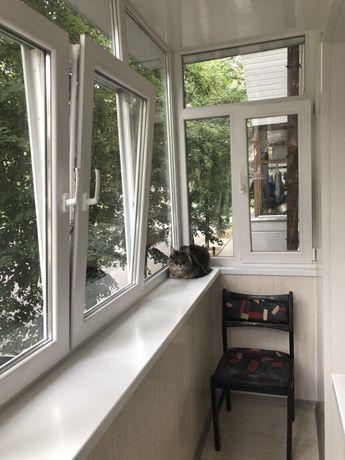 Внутренняя отделка балкона, утепление, расширение, балконные рамы