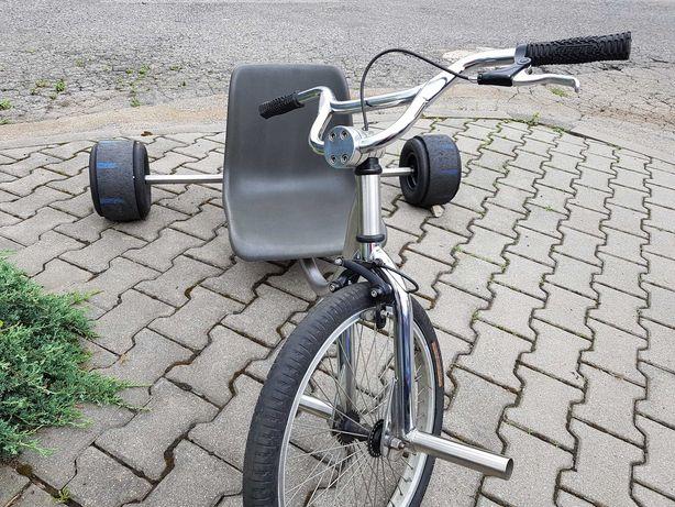 rower trajka drift trike poślizg