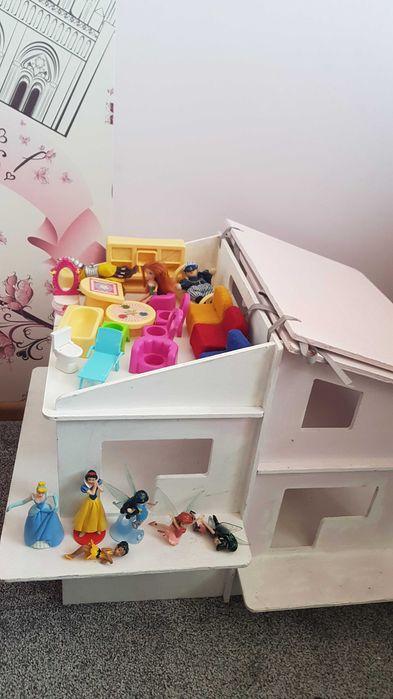 Sprzedam domek drewniany dla lalek Dąbrowa Górnicza - image 1