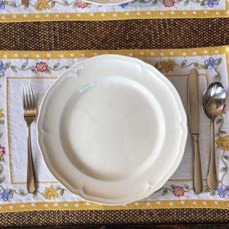 VILLEROY&BOCH Manoir talerz obiadowy płaski nowy zastawa stolowa