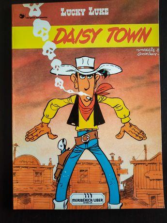 BD Lucky Luke - Daisy Town 1983