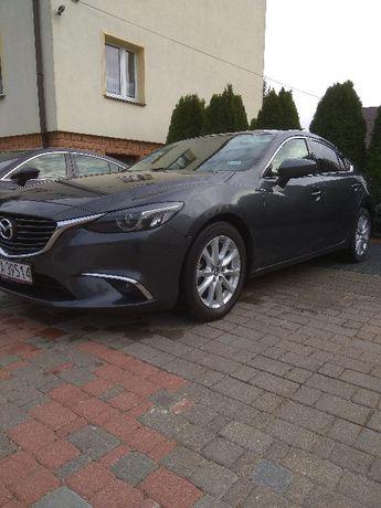 Mazda 6/2.5b/192km/LED