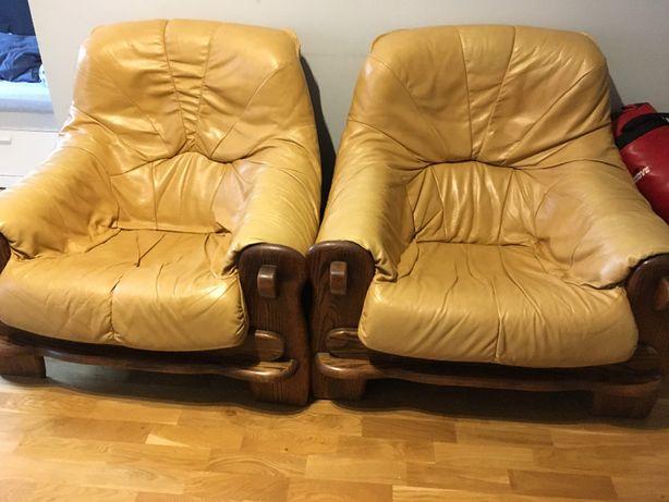 Wypoczynek - kanapa + 2 fotele