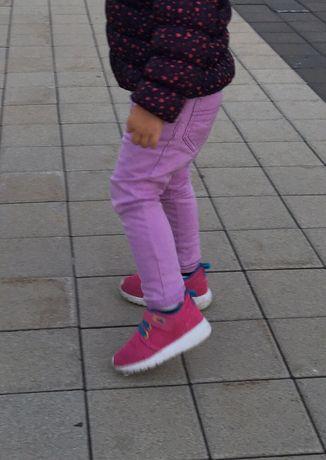 Кроссовки-сетка для девочки 14 см
