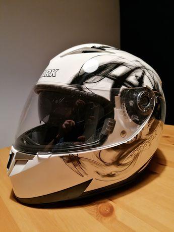 Kask motocyklowy Shark S900 Glow super stan!
