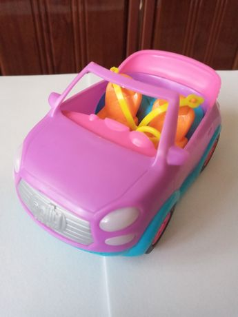 Машинка Polly рocket.