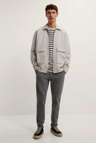 Calças - H&M - Springfield - Zara (6 Pares Diferentes)
