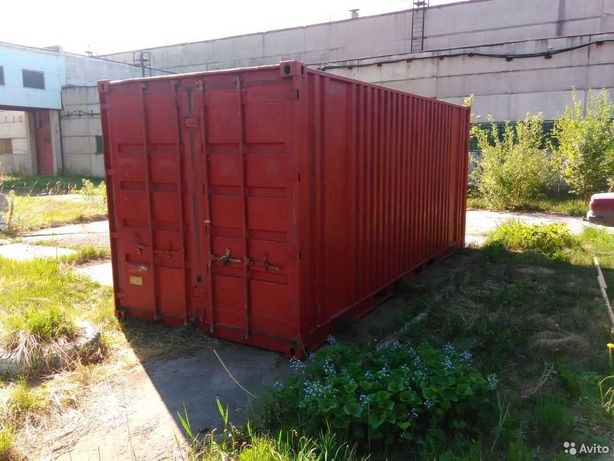 Продам контейнер 38 000