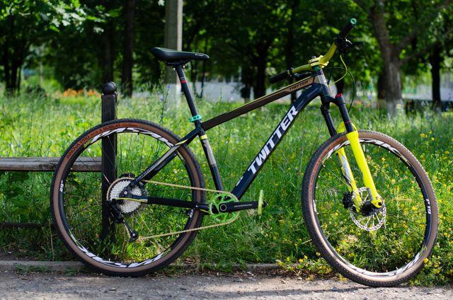 Продам новый велосипед Twitter 29