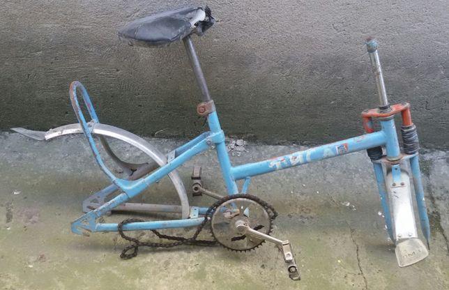 """Велосипед Тиса 20"""" рама"""