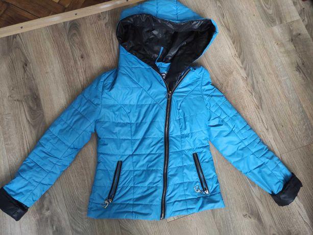 Продам куртку для девочки 44