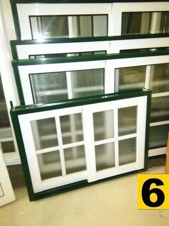 Porta Aluminio Vidro Duplo- Janela Aluminio