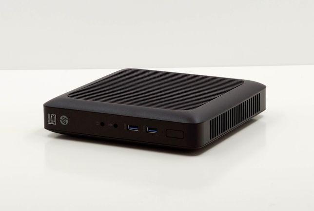 Komputer HP t520 Thin Client 16GB SSD Ram 4GB AMD GX-212JC