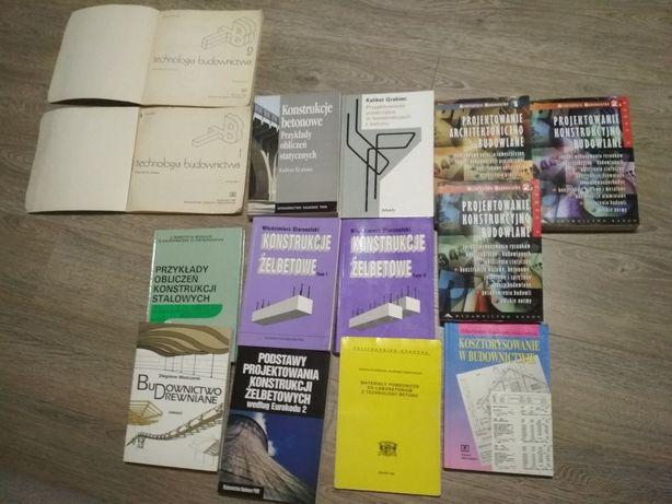 Książki budownictwo