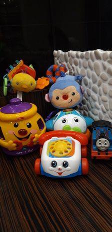 Fisher Price zabawki komplet