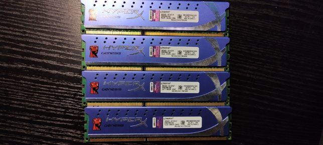 Kingston HyperX Genesis 8GB 1600MHz DDR3 (2x4GB)