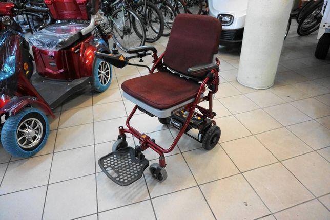 Fotelik,wózek inwalidzki elektryczny Shoprider model Te-Fs888