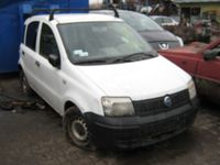 Fiat Panda II 2 2005r 1.1 Tylko na części!