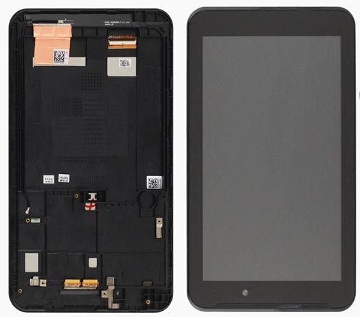 Дисплей,сенсор в сборе с рамкой Asus MeMO Pad 7
