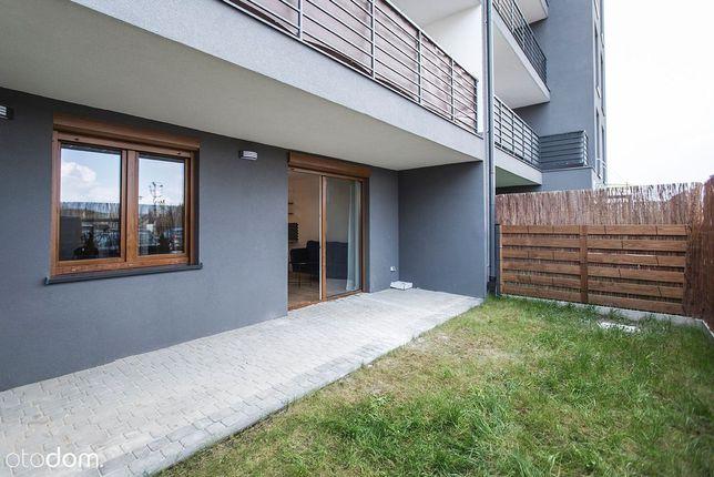 Mieszkanie z ogródkiem
