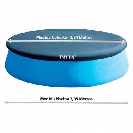 Cobertura para piscina insuflável 305cm - INTEX