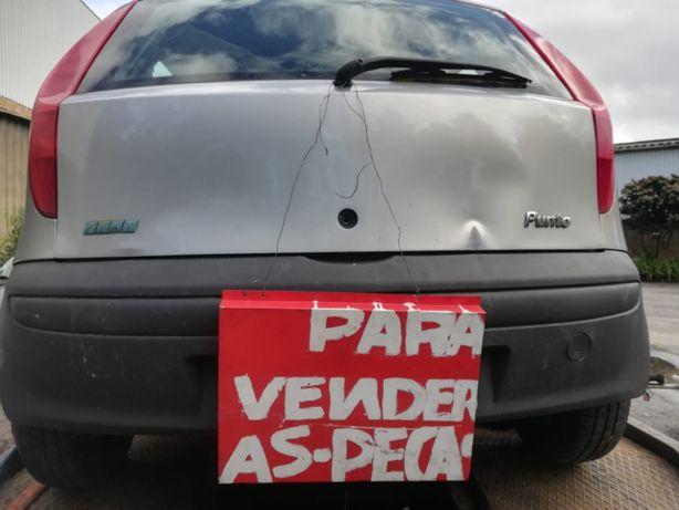 Fiat Punto 2 1.2 8v gasolina de 2000