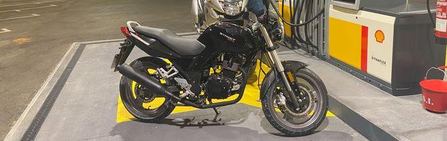 Moto 125 Kreidler Street 125