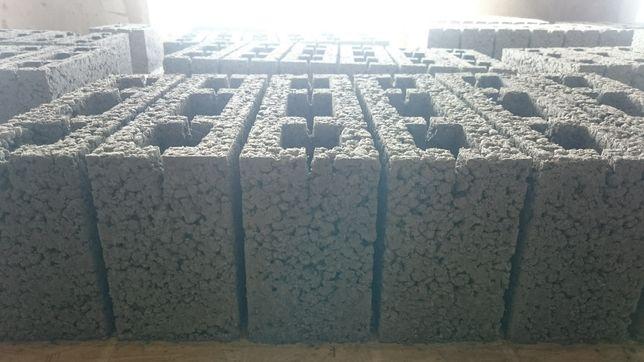 Блоки керамзитні