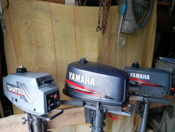 Продам лодочные мотор в хорошем состоянии