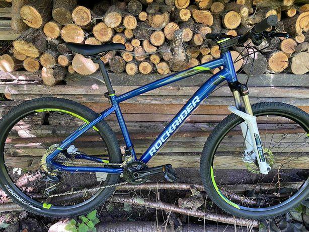 велосипед гірський мтб 27.5 Рокрайдер на гідравліці як новий Л розмір