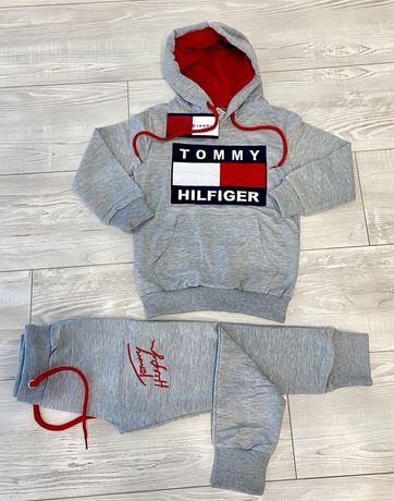 Tommy hilfiger dresy dzieciecy dla chlopca adidas nike bluza spodnie
