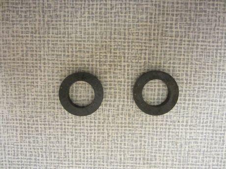 Ферритовое кольцо 46х28х8