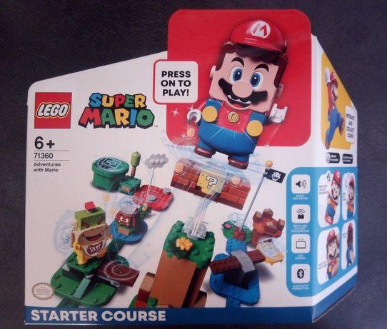 Starter course Super Mário