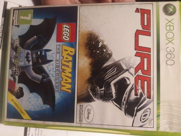 Lego batman i Pure xbox 360