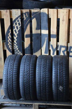 Резина зимова шини колеса зима зимние 215 55 r17 Pirelli