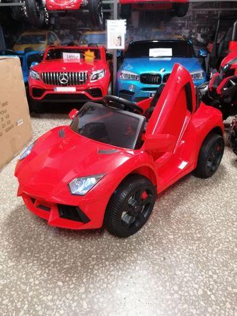 Samochód Lambo na akumulator dla dzieci Koła Eva Odbiór Wysyłka