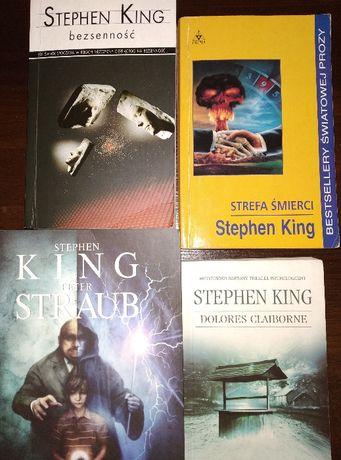 zestaw horrorów Stephen King