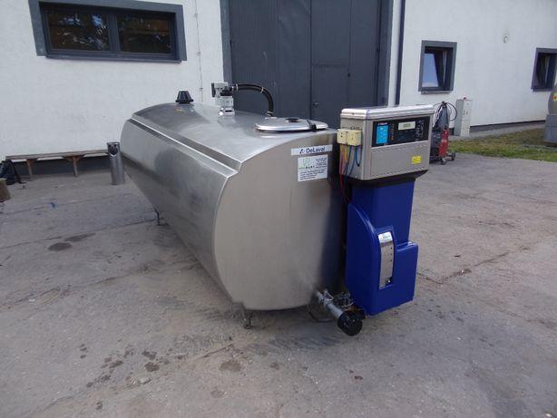 Schładzalnik Zbiornik Chłodnia Zbiornik do mleka 1600- 2500 L De Laval