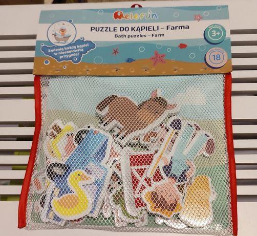 Puzzle do kąpieli-Farma