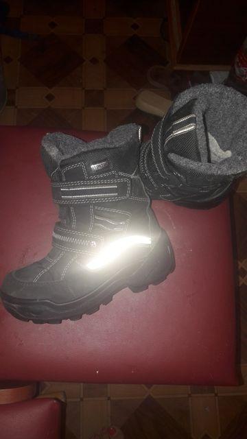 Продам термо ботинки Flortex