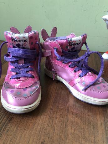 Ботинки на девочку,Кеды Geox