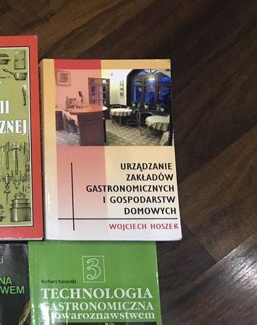 Wojciech Hoszek urzadzanie zakladow gastronomicznych ksiazka