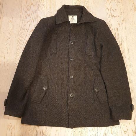 Płaszcz męski rozmiar L - używany w bardzo dobrym stanie !