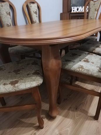 Stół rozkładany z  160 do 210