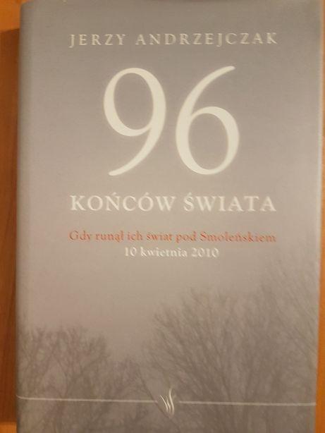 96 końców świata. Jerzy Andrzejczak.