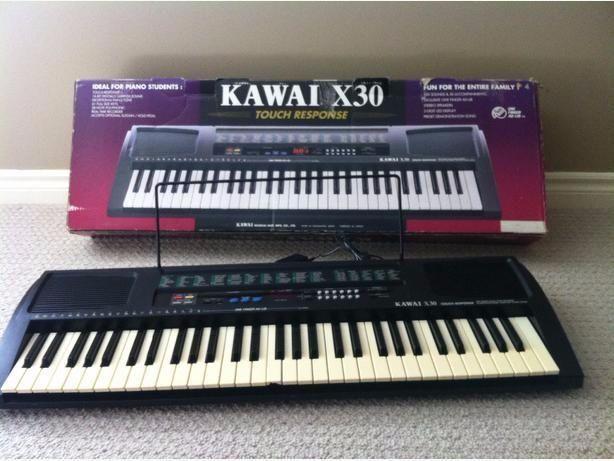 Orgão KAWAI  X30